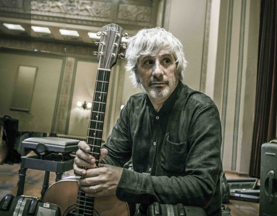 Lee Ranaldo Solo - Lost Ideas Festival